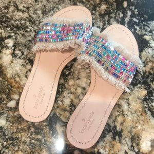 Kate Spade New York Sandals. NWOT Size 9